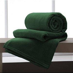 Cobertor solteiro liso - Camesa