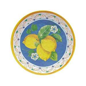 Travessa Lemons Amarelo Rojemac