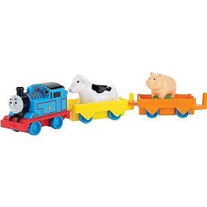 Thomas & Seus Amigos O Comboio Da Fazenda Mattel