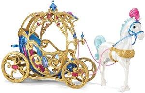 Princesas Disney Carruagem da Cinderela Mattel