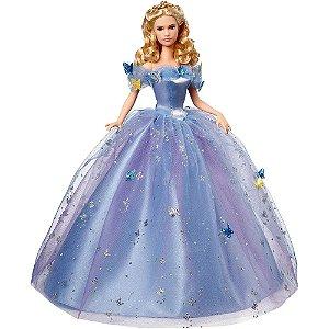 Princesas Disney Cinderela Luxo Colecionável Mattel