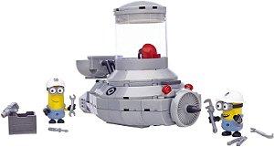 Mega Bloks Minions Veículo Dos Minions Mattel