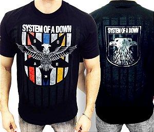 Camiseta Consulado Do Rock Masculina
