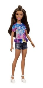 Boneca Barbie Fashionistas Mattel