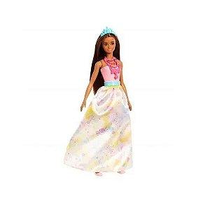 Boneca Barbie Dreamtopia Princess Mattel