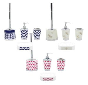 Kit Imporiente para Banheiro - Sortidos