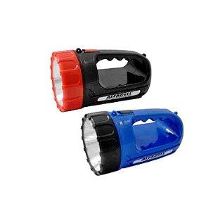 Lanterna Recarregável Alfacell 1 Led -  Imporiente