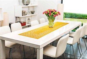 Trilho de Mesa Color Amarelo 40 X 150 - Interlar