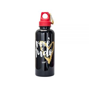 Squeeze Pop com Mosquetao 600ml