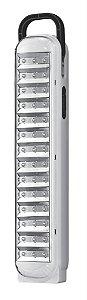 Luminária de Emergência com 42 Leds Alfacell Bivolt - Imporiente