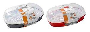 Marmita para Microondas á Vapor - Imporiente
