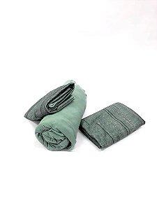 Jogo Portallar Casal Flame Verde Topazio 20689