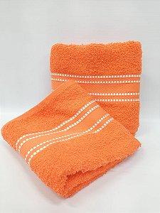 Toalha de banho laranja Linea - Camesa