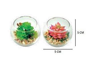Planta Imporiente Artificial - Suculentas