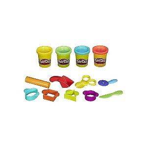 Conjunto De Massinha Play-doh Multi Ferramentas - Hasbro