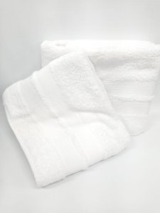 Toalha de banho Remix Plus branco - Camesa