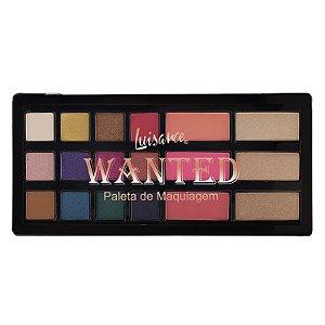 Paleta De Maquiagem Wanted Luisance