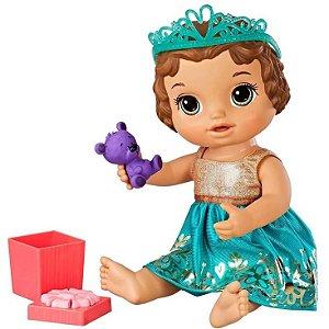 Boneca Baby Alive Morena Festa Surpresa - Hasbro