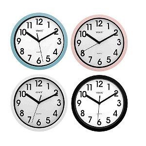 Relógio de Parede Analógico - Imporiente