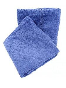 Toalha de banho Agra azul - Camesa