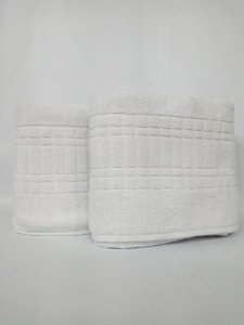 Toalha de banho Loft branco - Camesa