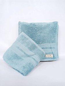 Toalha de banho Neo Clássico azul - Camesa