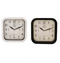Relógio de Parede Quadrado Sortido - Imporiente