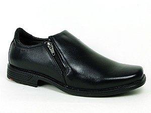 Sapato Social com Zíper - Pegada