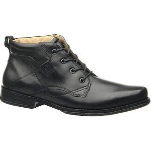 Sapato Preto Masculino 123454 - Pegada