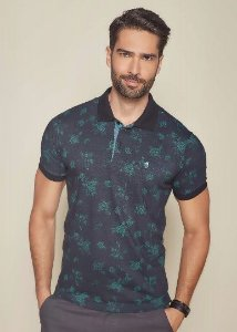 Camisa Polo Ticby Masculina