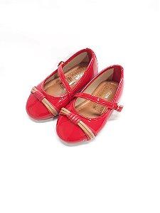 Sapato Verniz Multicor Infantil - Addan