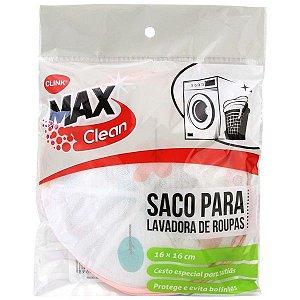 Saco Lavadora Poliéster 16x16cm - Clink