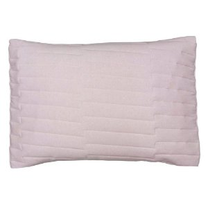 Porta Travesseiro In Cotton Rose Natural Altenburg