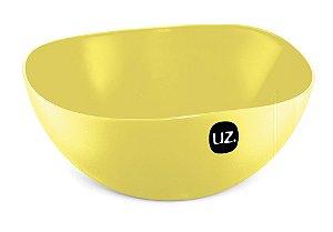 Saladeira Uz 3l Amarelo Claro