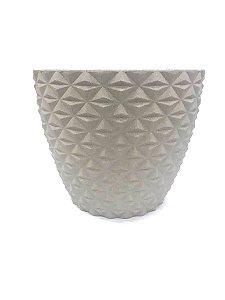 Vaso De Planta Red Cone 1 3d 73a - Mara Vasos