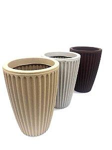Vaso De Planta Rotom Rom 41 - Mara Vasos