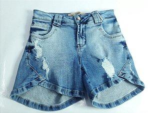 Bermuda Feminina 10094 - Tripé Jeans