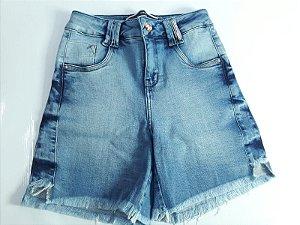 Bermuda Feminina 10075 - Tripé Jeans