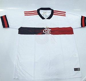Camisa do Flamengo Masculina Branca - Ginga