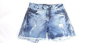 Bermuda Feminina 9571 - Tripé Jeans