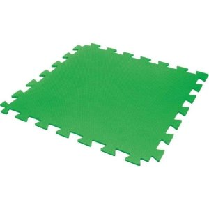 Tatame Tapete Eva 1x1x10mm Verde Escuro