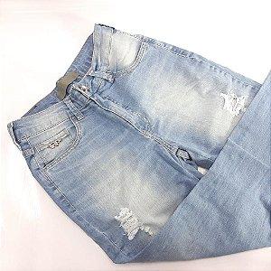 Cigarrete Feminino 9270 - Tripé Jeans