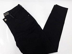 Cigarrete Sarja Preto Feminino - Tripé Jeans