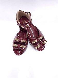 Sapato Infantil Verniz - Addan