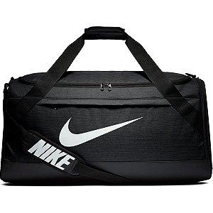 Mala Nike Brasilia Duff L - 81 Litros - Preto