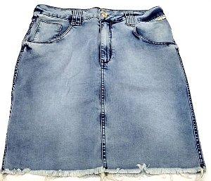 Saia Feminina 9914 - Tripé Jeans