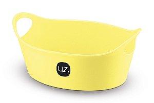 Cesto Uz Plus M Amarelo Claro Uz332amc
