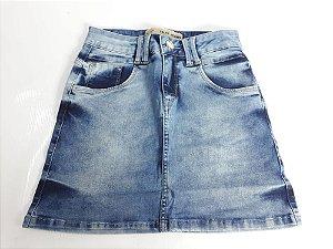 Saia Feminina 10120 - Tripé Jeans