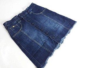 Saia Feminina 10103 - Tripé Jeans