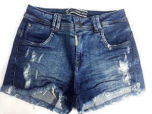 Short Feminino 10119 - Tripé Jeans